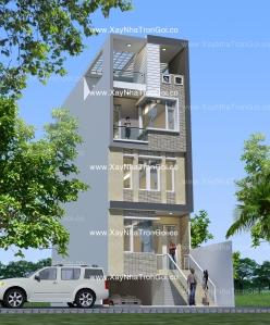 xây nhà trọn gói 1
