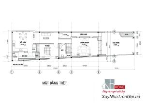 xây nhà trọn gói mb tret